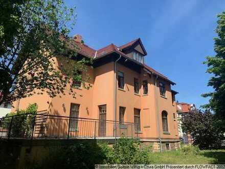 Stilvolles Wohnen in der Oberlößnitz - Erstbezug nach Sanierung