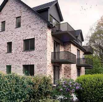 Erstbezug: schöne 2-Zimmer-Dachgeschosswohnung mit EBK und Balkon in Bremen
