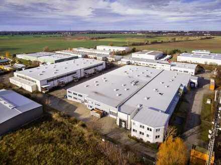 *PROVISIONSFREI* Lager- und Produktionsflächen in Ahrensfelde