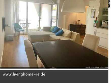 Großzügige 3 Zi-Wohnung möbliert zentral am Harras / Sendling