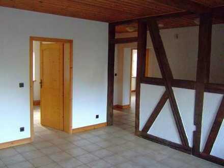 Preiswerte, gepflegte 3-Zimmer-EG-Wohnung mit Einbauküche in Alsenz