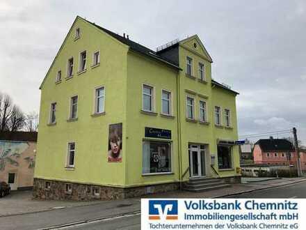 Wohn- und Geschäftshaus in Chemnitz-Röhrsdorf zu verkaufen