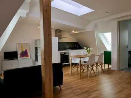 Nachmieter gesucht für schönes 1-Zimmer-Apartment in Hamburg, Neustadt