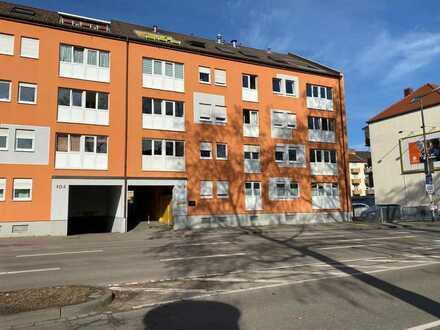 Barrierefrei, kernsanierte großzügige 77qm 3-Zimmer-Wohnung, TG-Stellplatz, Keller und Aufzug