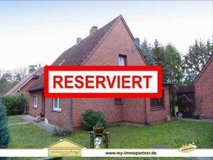 Wetschen - gemütliches Haus am Waldrand sucht neue Bewohner +++ schnell sein!