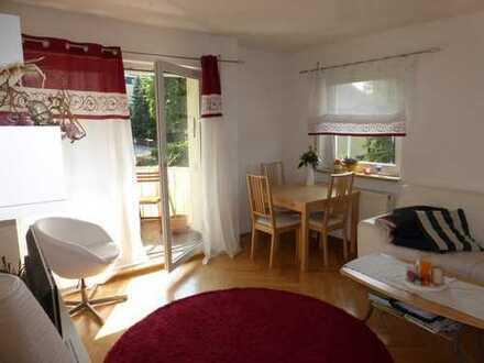 Sonnige 4-Raumwohnung mit Balkon in Lugau