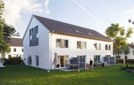 Familienfreundliches Reiheneckhaus in Rodgau-Hainhausen, Rilkestr. inkl. Grundstück