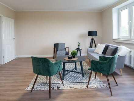 Solide 2-Zimmer-Wohnung in Düsseldorf Urdenbach - Erstbezug nach Sanierung