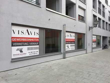 Büro- / Praxis- oder Ladenfläche im EG in 86150 Augsburg