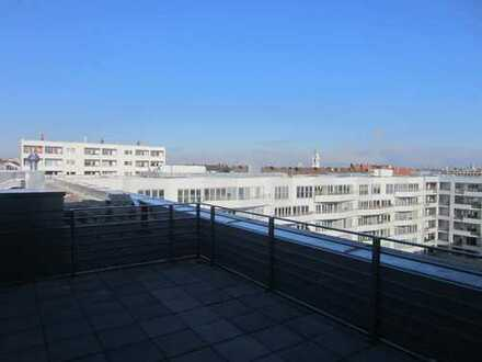 Exklusive 4-Zimmer-Turmwohnung mit Dachterrasse-WelfenHöfe-