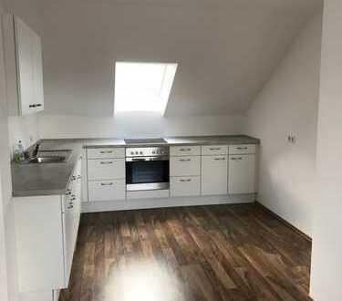 Neuwertige 2,5-Zimmer-DG-Wohnung mit EBK in Mühlheim am Main