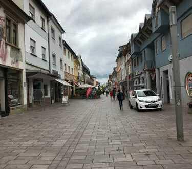 Einzelhandel in Fußgängerzone 1A Lage