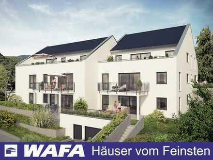 Traumhafte Eigentumswohnung in Bestlage von Gönningen mit Albtraufblick - 1
