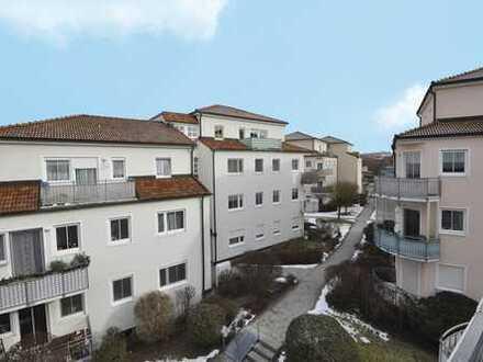 """""""über den Dächern von Straubing"""" 1-Zimmer-Wohnung mit Dachterrasse"""