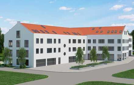 Provisionsfrei: übergroßer Tiefgaragenstellplatz in zentraler Lage von Grafing b. München (S4)