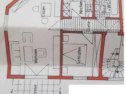 Schöne zwei Zimmer Wohnung in Karlsruhe (Kreis), Pfinztal