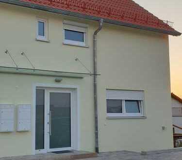 Exklusive 4-Zimmer-Neubau-Maisonette-Wohnung mit Terrasse und Gartenanteil