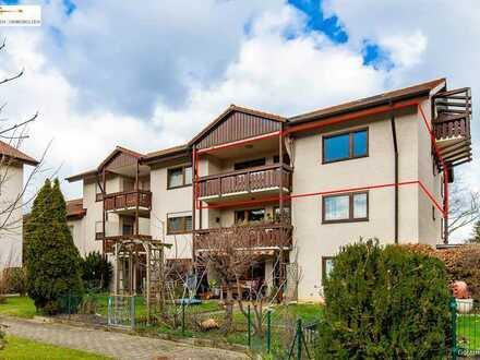 Schöne und gut geschnittene 4-Zimmer Wohnung mit tollem Ausblick zu verkaufen!  Sofort bezugsbereit