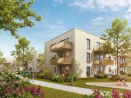 Ihr neuer Lebensraum für mehr Lebensqualität! Familienwohlfühlwohnung mit Sonnenbalkon in Top-Lage!