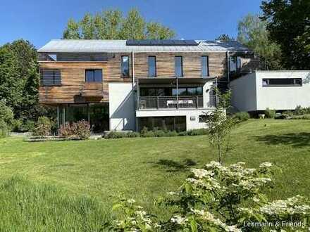 Moderne Architektenvilla in Ammerland