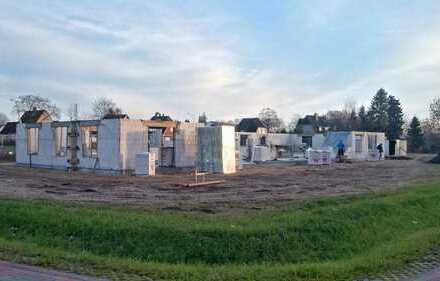 Baubeginn ist erfolgt! 4 Zimmer-ETW im EG mit Terrasse u. Garten im I. Bauabschnitt Haus D