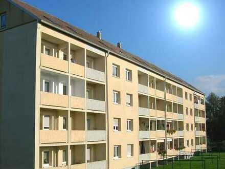 Sie mögen es ruhig und naturnah? 2-Raum Dachgeschosswohnung in Langenhessen!!