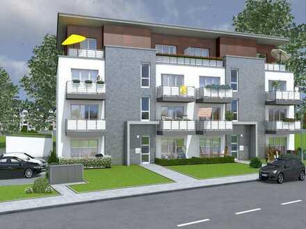 Erstbezug ! 2,5 Raum barrierearme Wohnung in öffentlich geförderten Neubau