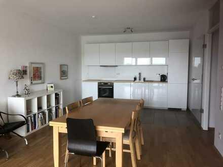 In bester Lage in Düsseldorf: Schicke 3-Zimmer-Wohnung mit Balkon