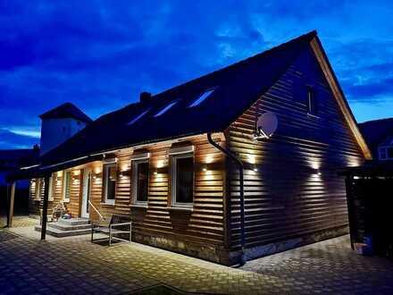 Modernisiertes, toll geschnittenes Einfamilienhaus mit Kamin, großer Küche & Bad, Nebengebäude.....
