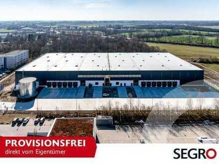 SEGRO Logistics Centre München Airport - Modernste Logistikflächen direkt am Münchener Flughafen