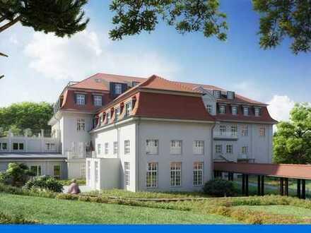 2-Zimmer-Wohnoase in Oberloschwitz