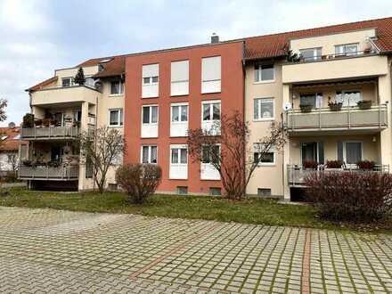 3 Zimmer Eigentumswohnung mit Balkon in MD-Biederitz zu verkaufen