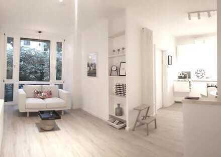 Helles und modernes Apartment in Mannheim