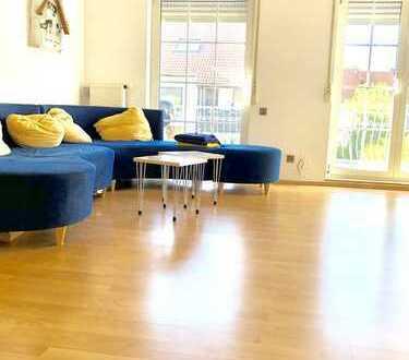 Schöne 2-Zi-Maisonettewohnung mit großer Sonnenterrasse