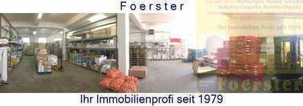 EG ca.600m² Lager/Werkstatt evtl.m.kleiner Kühlzelle PF