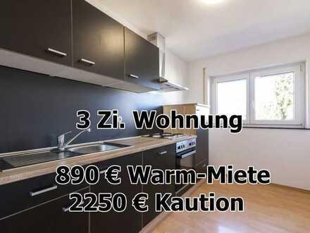 ab sofort - 3 Zimmer Wohung in Albstadt-Onstmettingen - 66m²