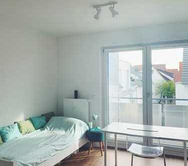 Modernes & möbliertes 1-Zimmerappartement mit Tiefgaragenplatz zur Untermiete