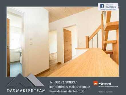 Luxus und Lage: Moderne Neubau-Doppelhaushälfte in Inning am Ammersee