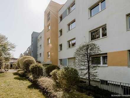 Gepflegte und gut geschnittene 3-Zimmerwohnung in Berg-am-Laim inkl. Tiefgaragenstellplatz