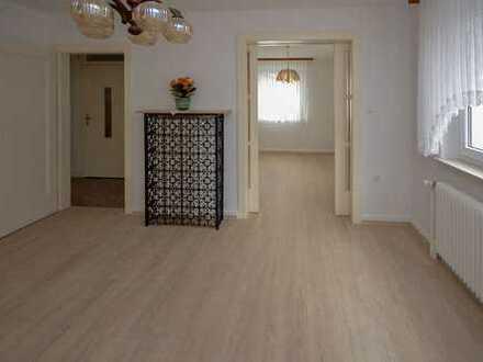 Braunschweig-Lehndorf: 2,5-Zimmer-Terassenwohnung mit Keller und Gartennutzung...