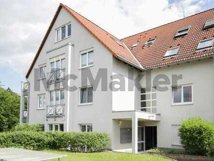 Attraktive Kapitalanlage: Vermietete 2-Zi.-Terrassenwohnung mit Garten in Dresden