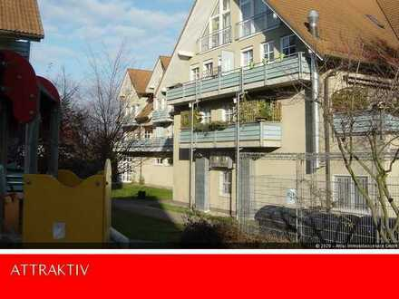 ATLAS IMMOBILIEN: Traumhafte Eigentumswohnung in beliebter Lage mit TG Stellplatz *Marbach*