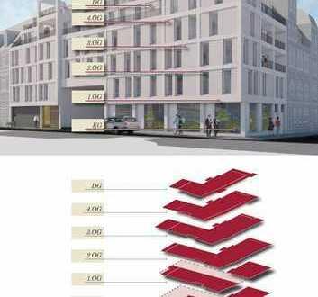 4-Raumwohnung mit Blick über die hallesche Innenstadt!