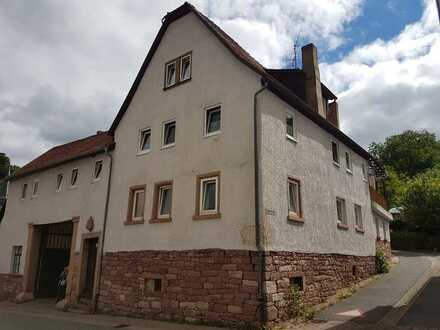 Mietwohnung in 97956 Werbach-Gamburg, Uissigheimer Str. 9