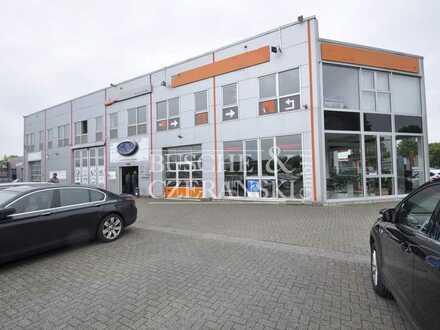 Rudolf-Diesel-Str. || 600 m² Freifläche || Direkt an der Hauptstraße