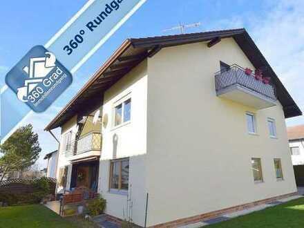 Provisionsfrei für Käufer: 2,5-Zimmer-Dachgeschosswohnung in Dietmannsried