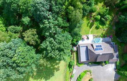 Großzügig Wohnen mit Gartennutzung & Terrasse