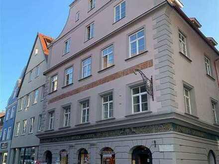 Historische und einzigartige Maisonettewohnung direkt im Herzen von Memmingen WG07