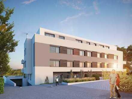 Komfortable 2-Zimmerwohnung im Erdgeschoss mit Gartenanteil!
