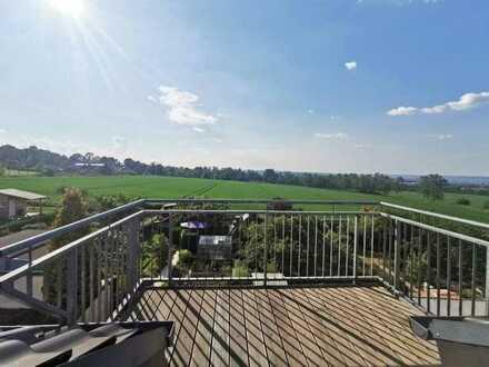 Familienwohnung mit besonderem Stil in Bannewitz OT Cunnersdorf!